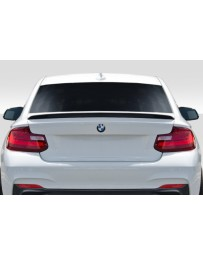 2014-2020 BMW 2 Series F22 F23 Duraflex 3DS Rear Wing Spoiler - 1 Piece