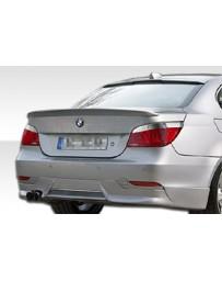 2004-2010 BMW 5 Series E60 4DR Duraflex AC-S Wing Trunk Lid Spoiler - 1 Piece