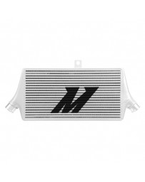 EVO 8 & 9 Mishimoto Race Edition Silver Powdercoated Aluminum Intercooler
