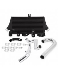 EVO 8 & 9 Mishimoto Race Edition Powdercoated Aluminum Intercooler Kit