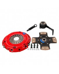 EVO 8 & 9 South Bend Clutch Extreme Stage 4 Clutch Kit