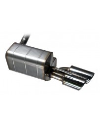 QuickSilver Armstrong Siddeley Sapphire 346 - Stainless Steel Exhaust (1953-59)
