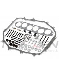 """350z DE Motordyne Engineering 5/16"""" Iso Thermal Plenum Spacer"""
