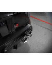Toyota Supra GR A90 MK5 aFe Control Rear Tow Hook Black