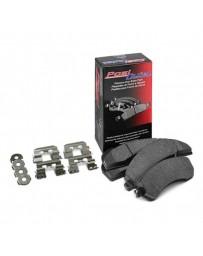 EVO 8 & 9 Centric Posi Quiet™ Premium Semi-Metallic Front Disc Brake Pads