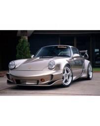 VeilSide 1989-1994 Porsche 911 Turbo 964 EC-I Model Front Bumper Spoiler (FRP)