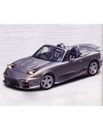 VeilSide 1990-1998 Mazda Miata Roadster NA6CE/ NA8CE C-I Model Complete Kit (FRP)