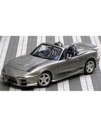VeilSide 1990-1998 Mazda Miata Roadster NA6CE/ NA8CE C-I Model Front Bumper Spoiler (FRP)