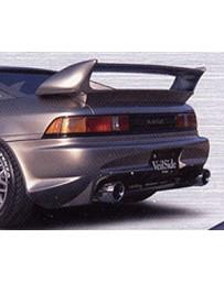 VeilSide 1991-1999 Toyota MR2 SW20 C-I Model Rear Wing (FRP)