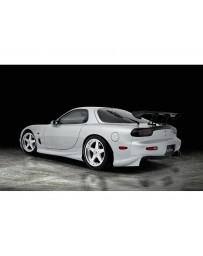 VeilSide 1993-2002 Mazda RX7 FD3S C-II Model Complete Kit (FRP)-Dominic Toretto Feature FF 1 -