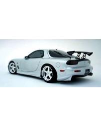 VeilSide 1993-2002 Mazda RX7 FD3S C-II Model Rear Under Spoiler (FRP)