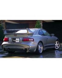 VeilSide 1994-1998 Toyota Celica Liftback ST202 C-I Model Rear Bumper Spoiler (FRP)