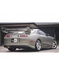 VeilSide 1993-1998 Toyota Supra JZA80 MK4 C-1 Model Rear Wing (FRP & CARBON)