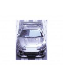 VeilSide 1993-1998 Toyota Supra JZA80 MK4 C-II Model Over Fender (FRP)
