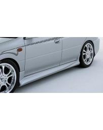 VeilSide 1993-2001 Subaru Impreza GC8 C-I Model Side Skirts (FRP)