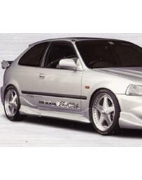 VeilSide 1996-1998 Honda Civic All Models EK4 EC-I Model CARBON Hood