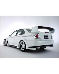 VeilSide 1997-2001 Mitsubishi Lancer EVO IV, V, VI CN9A/ CP9A DTM Evolution Rear Wing (CARBON)