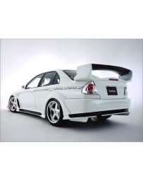 VeilSide 1997-2001 Mitsubishi Lancer EVO IV, V, VI CN9A/ CP9A DTM Evolution Rear Wing (FRP)