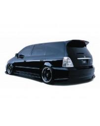 VeilSide 1999-2003 Honda Odyssey JDM RA6 Goltier Rear Spoiler (FRP)
