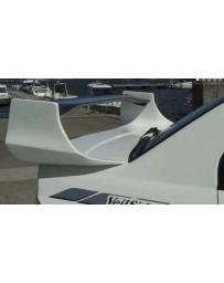 VeilSide 2002-2007 Mitsubishi Lancer EVO VII, VIII & IX CT9A Ver. I Model Rear Wing (FRP)
