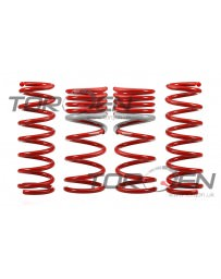 350z Tanabe Sustec NF210 Supreme Comfort Lowering Springs