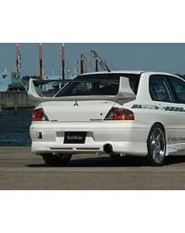 VeilSide 2003-2007 Mitsubishi Lancer EVO VII, VIII & IX CT9A Ver. I Model Rear Wing (FRP&CARBON)