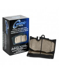 EVO 8 & 9 Centric Premium™ Semi-Metallic Rear Disc Brake Pads