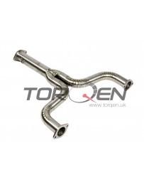 370z Tomei Expreme Exhaust Ti Full Titanium Mid Y-Pipe