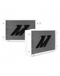 R35 GT-R Mishimoto 19-Row Universal Dual Pass Oil Cooler