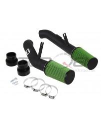 "R35 GT-R Gotboost Dual Air Intake System Kit, 3"""