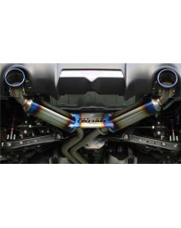 R35 GReddy Super Street Titan Cat-Back Exhaust System