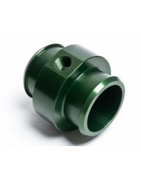 "R35 Radium Engineering Hose Barb Adapter for 1 3/4"" ID Hose with 1/4 NPT Port, Green"