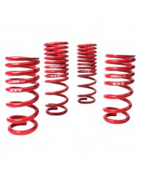 R35 PERRIN Performance Front and Rear Sport Lowering Coil Spring Kit