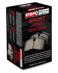 R32 Stoptech Sport Brake Pads, Front