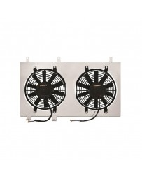 R32 Mishimoto Racing Aluminum Electric Cooling Fan Shroud Kit