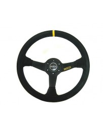 R32 Sparco 325 Competition Black Suede Steering Wheel 350mm
