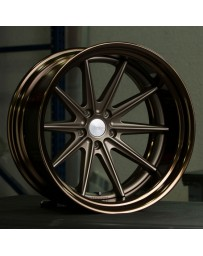 VOSSEN x Work VWS-1 - Matte Bronze Center / Gloss Bronze Lip