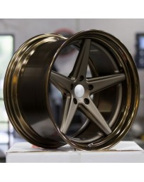VOSSEN x Work VWS-3 - Matte Bronze Center / Gloss Bronze Lip