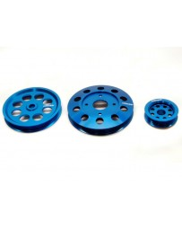 R33 GReddy Aluminum Pulley Kit