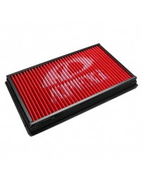 R33 APEXi Power Panel Red Air Filter