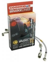 R33 Goodridge Stainless Steel Brake Line Euro