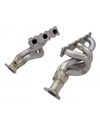 350z DE aFe Power Twisted Steel Headers