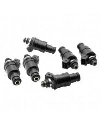 R32 DeatschWerks 1200cc/min Fuel Injector Set
