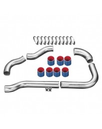 R32 HKS Intercooler Piping Kit, 4 Piece Kit, 2 In & 2 Out Pipes
