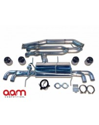 "R35 GT-R AAM Competition 4"" Premium Adjustable Exhaust"