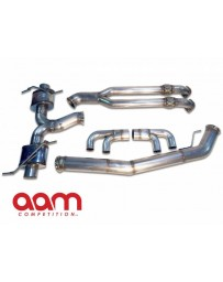 "R35 GT-R AAM Competition 4"" Sport Exhaust System"