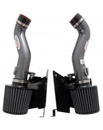 350z HR AEM Dual Inlet Cold Air Intake with Heat Shields
