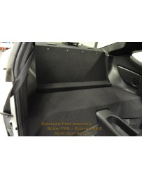 Toyota GT86 Shrader Performance Rear Seat Delete