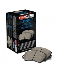 370z StopTech Street Brake Pads for Akebono brakes - FRONT
