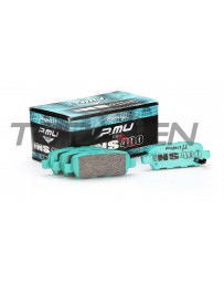 370z Project Mu Type NS 400 Rear Brake Pads